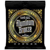 Ernie Ball Aluminum Bronze 2564