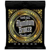 Ernie Ball Aluminum Bronze 2566