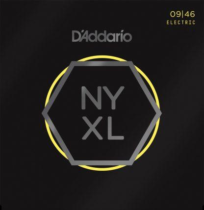 D'Addario Electric Guitar String NYXL0946 Front