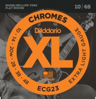 D'Addario Electric Guitar ECG23 Front
