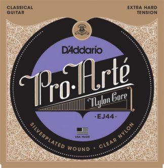 D'Addario Acoustic Nylon Guitar EJ44 Front