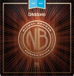 D'Addario Nickle Bronze Acoustic NB1253 Front