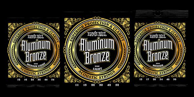 Ernie Ball Aluminum Bronze